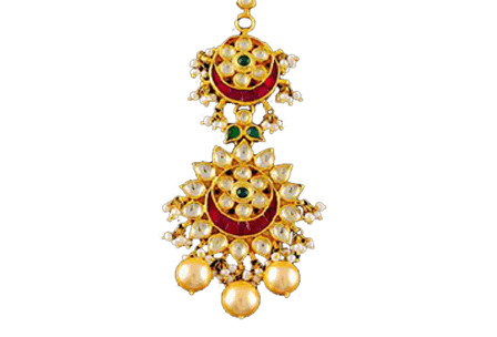 gold_plated_silver_wedding_nethi_chutti_or_tikka_jewellery