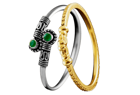 silver_kada_and_screw_bangles_jewellery