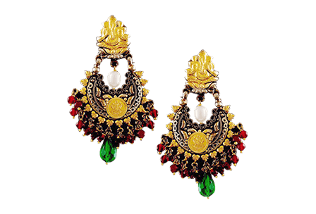 silver_earrings_chandbali
